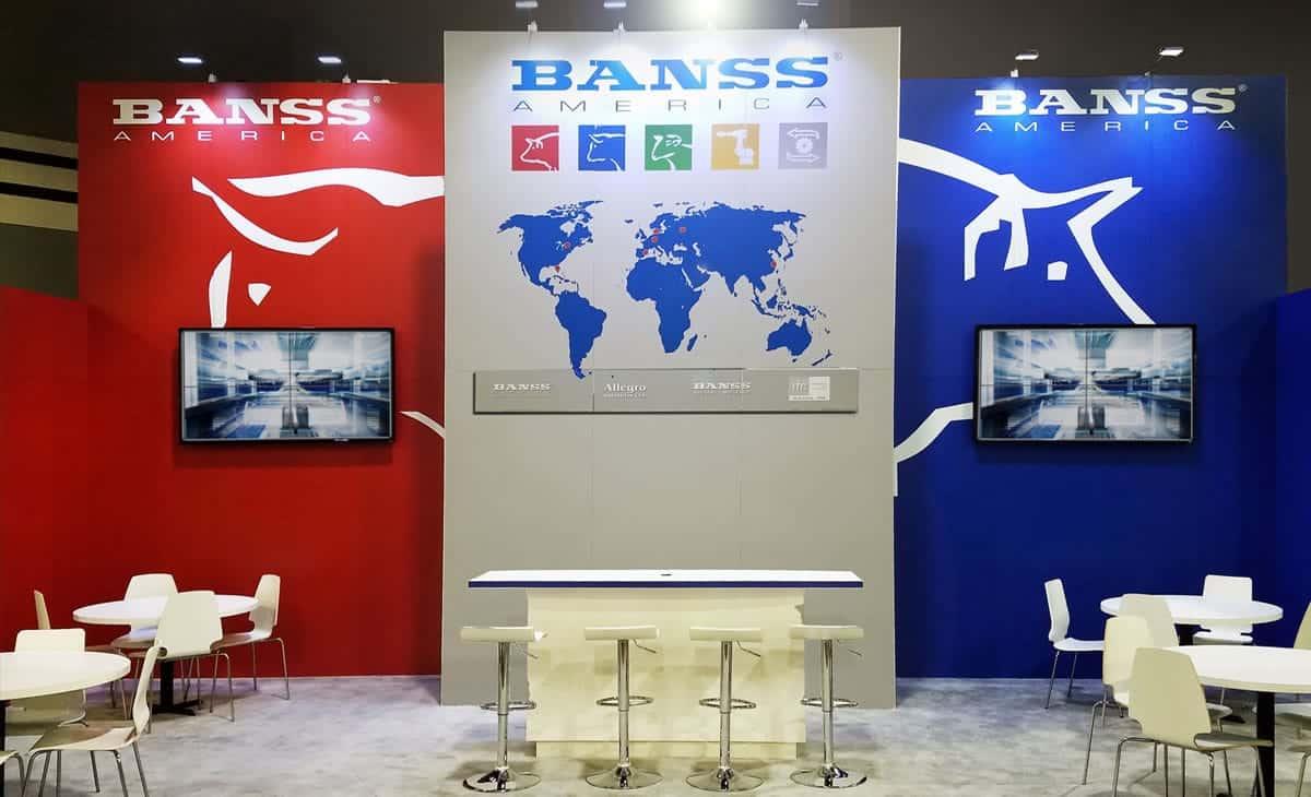 trade show exhibit rental-banss