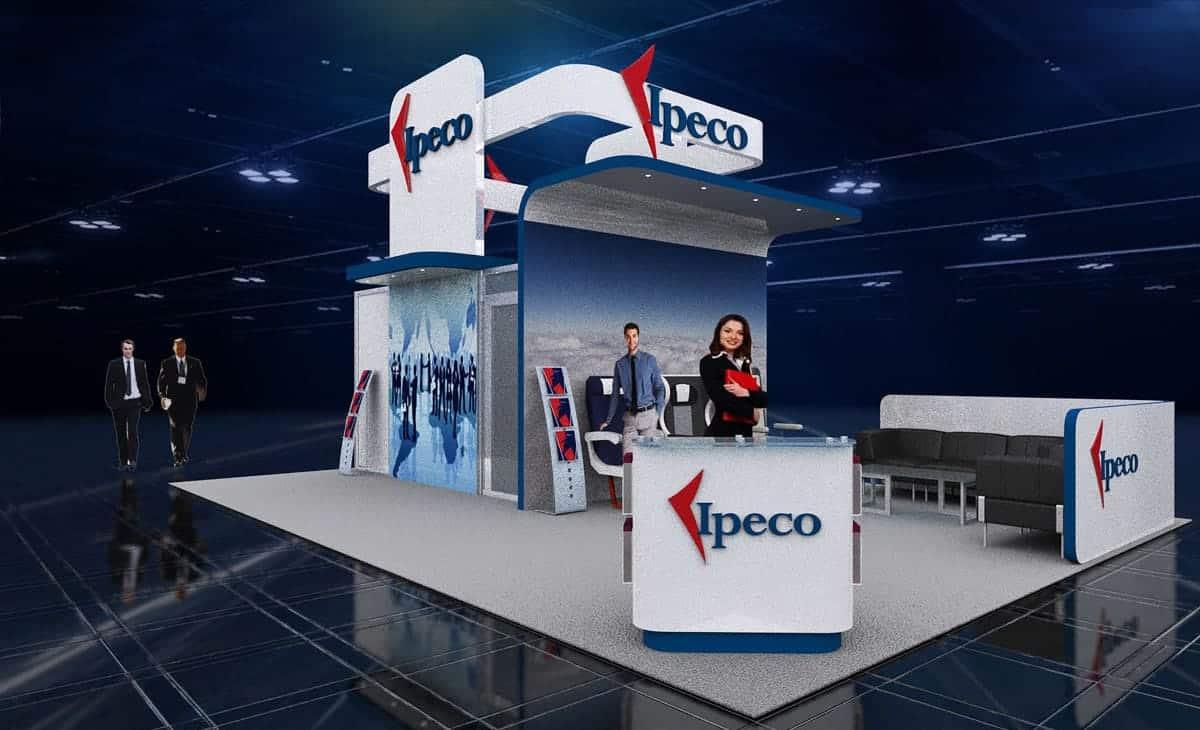 trade show exhibits rental-ipeco