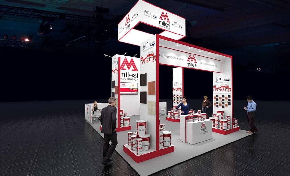 trade show exhibit rental-milesi