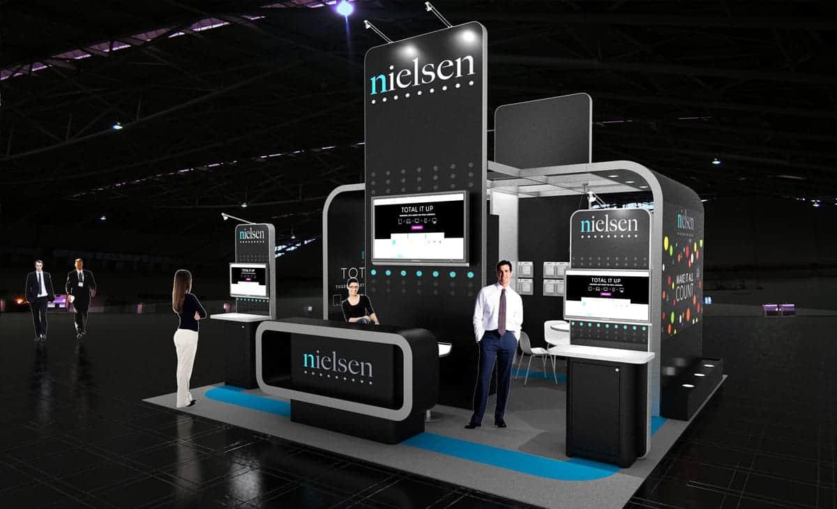 trade show exhibits rental-neilsen